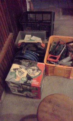 クリマ準備・2(工具箱)
