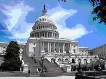 アメリカ合衆国議会議事堂 ( United States Capitol )