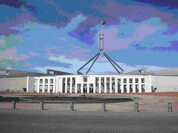 オーストラリア連邦議会議事堂 ( Parliament House of Australia )