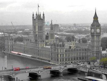 ウェストミンスター宮殿 ( Palace of Westminster )