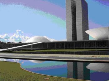 ブラジル国会議事堂 ( Congresso Nacional )