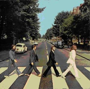 Abbey Road ( The Beatles )