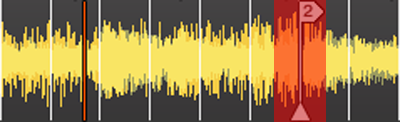 DJ練習番外その2:自動補正受付範囲(BPM半減前)