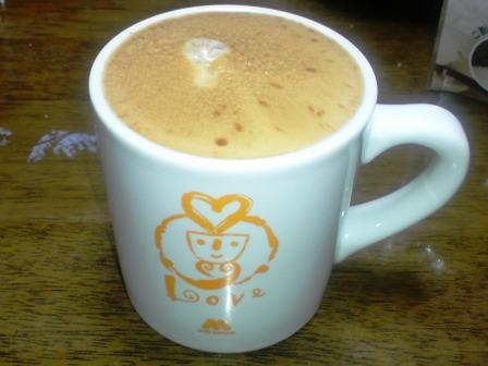 コーヒー つるつるいっぱい!