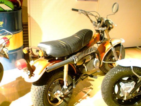 SUZUKI バンバン90