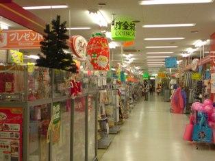 12月9日ショッピングモール2