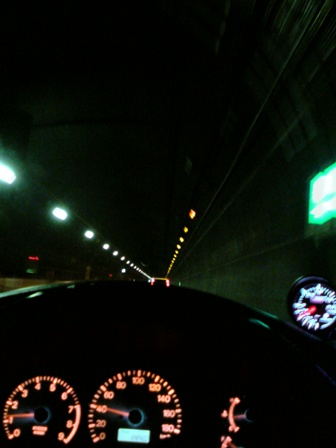 12/19 10:11 トンネル
