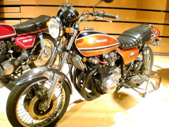 KAWASAKI Z750Four