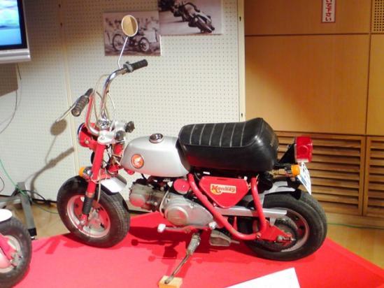 HONDA モンキーZ50A