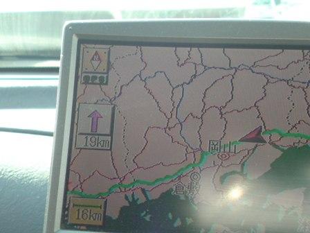 12/19 13:52 400km通過②
