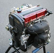 エボ9エンジン