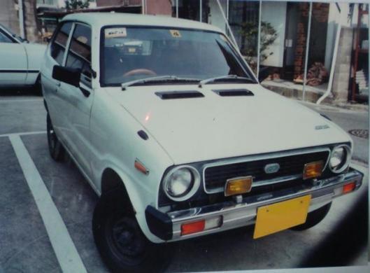 三菱 f4ミニカ