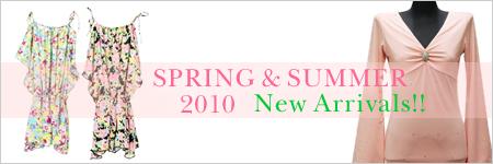 SPRING & SUMMER 2010