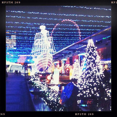 東京ドームホテルのイルミネーション02