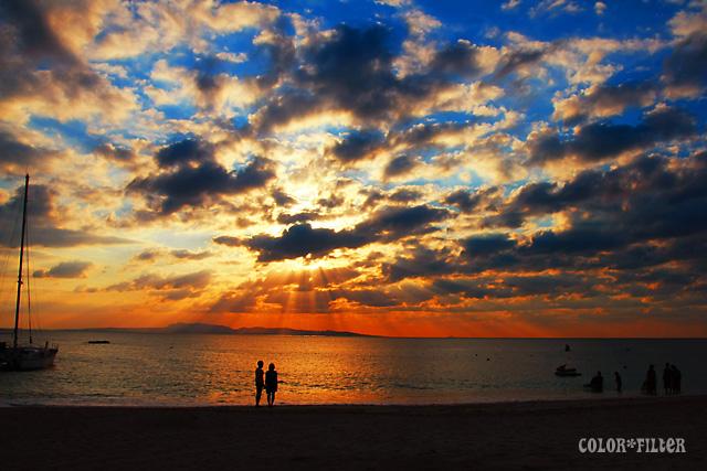 沖縄オクマ・サンセット05