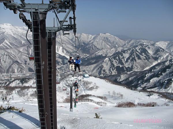 スキー場a