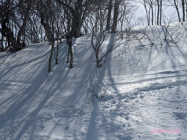 スキー場b