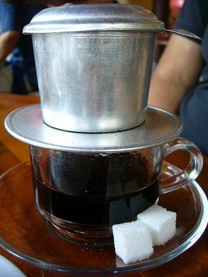 フィルターコーヒー
