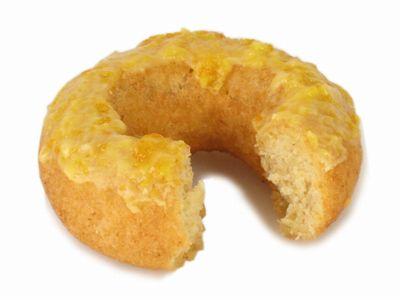 はらドーナッツ--ぽんかん。