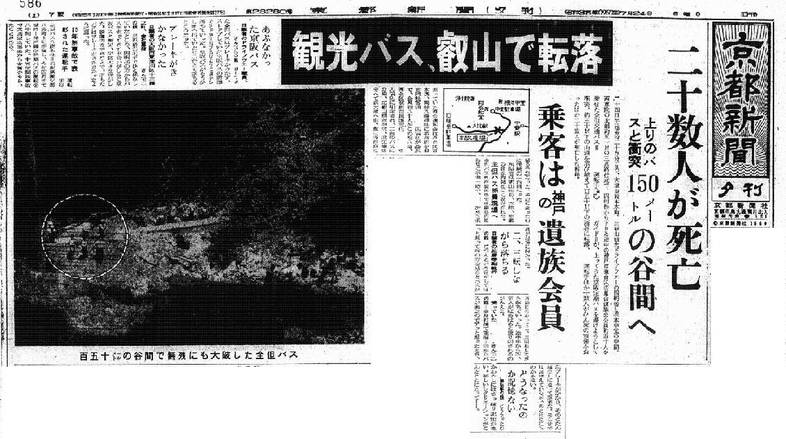 S35.7.24K夕 比叡山バス転落事故