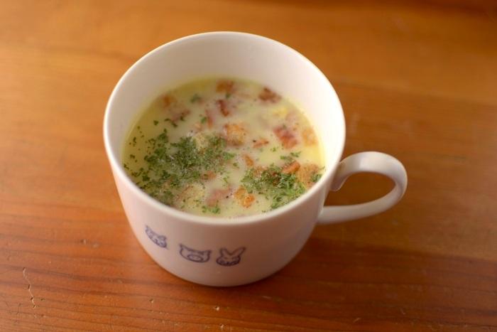クルトン(コーンスープ