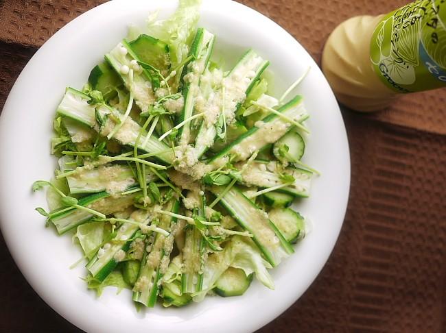 オクラグリーンサラダ