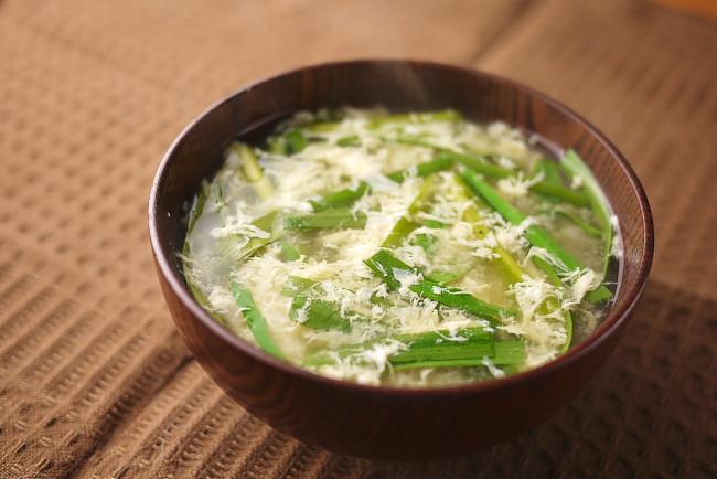 かき玉の味噌汁