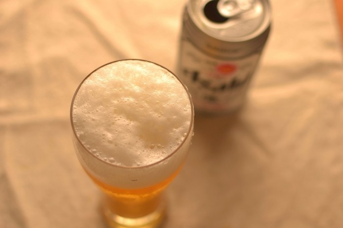 ビール(スーパードライ