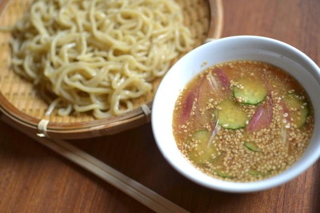 冷や汁つけ麺1