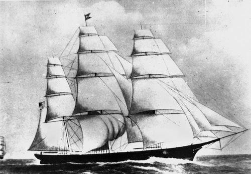 Flying Cloud 1851