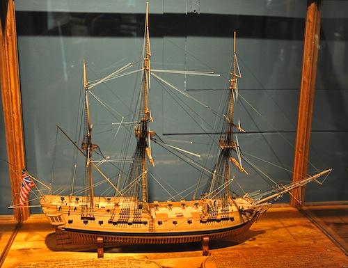 USS HANCOCK 1