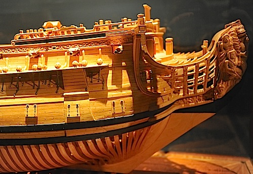 HMS Britannia 4