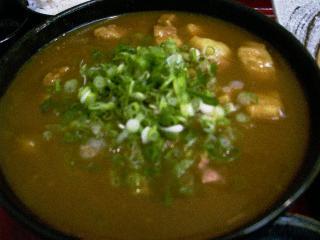 マンガリッツァ豚のカレーつけ麺