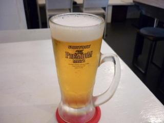 テラダ商店 生ビール