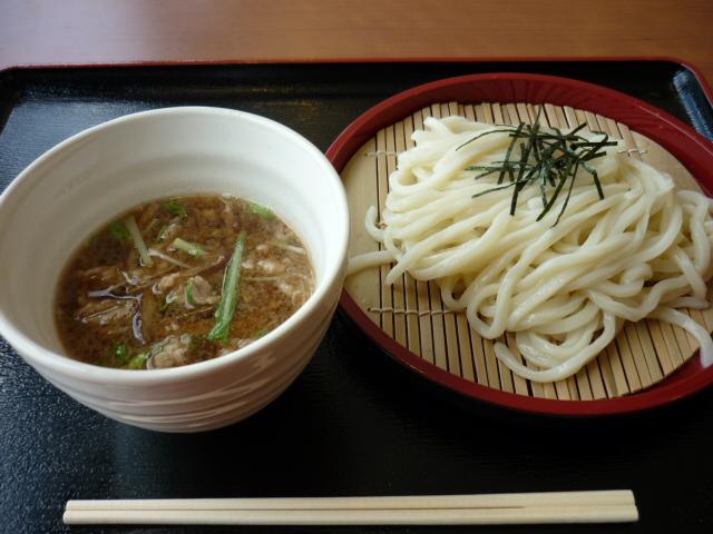 肉汁つけ麺