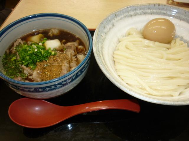 和牛つけ麺
