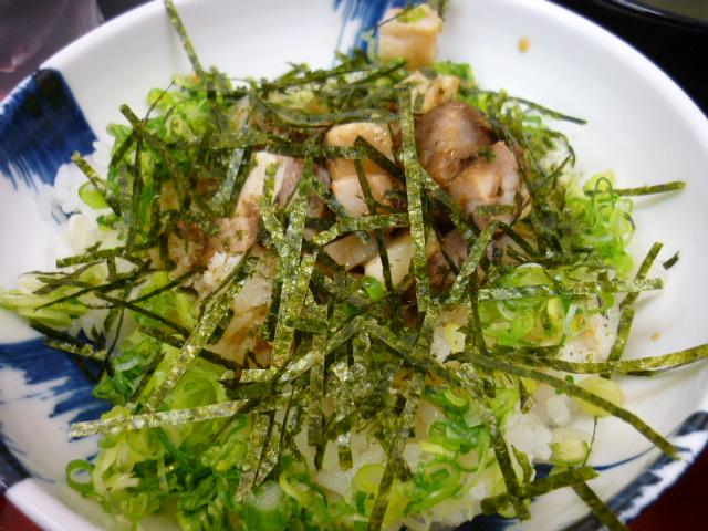 国宝マンガリッツァ豚チャーシュー丼