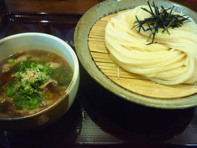 豚バラつけ麺
