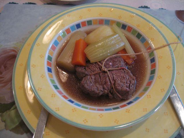 料理2 紐付き牛フィレ肉