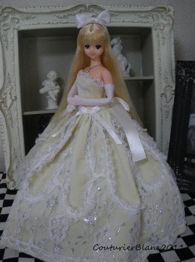 TOGOドレス×初代ジェニー1