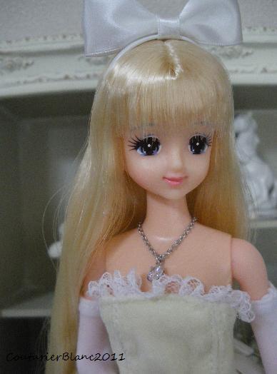 TOGOドレス×初代ジェニー5