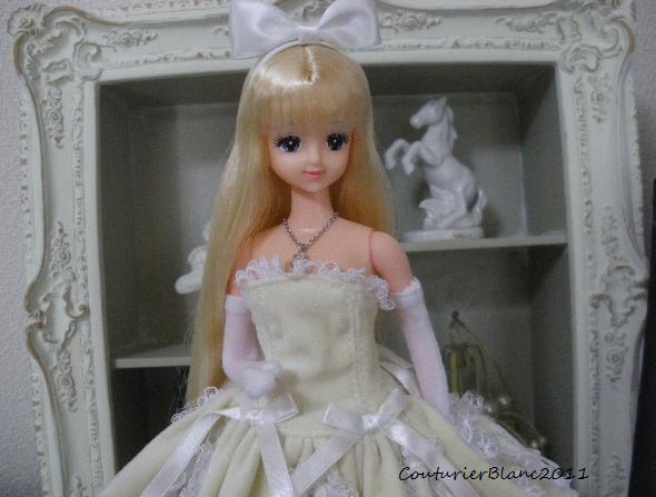 TOGOドレス×初代ジェニー4