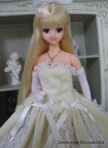TOGOドレス×初代ジェニー2