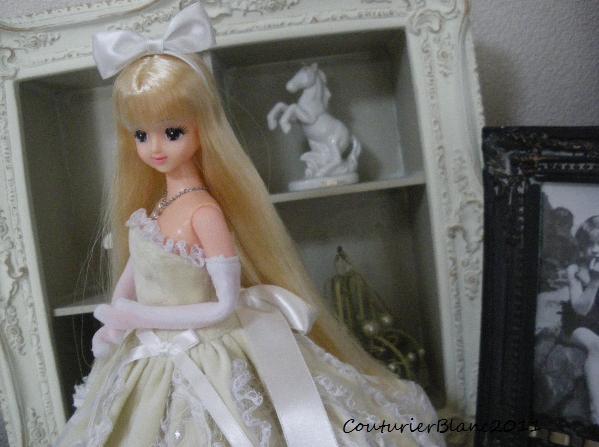 TOGOドレス×初代ジェニー3