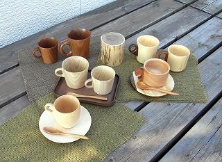 9月3日から 秋の夜長は木製マグカップフェア 開催