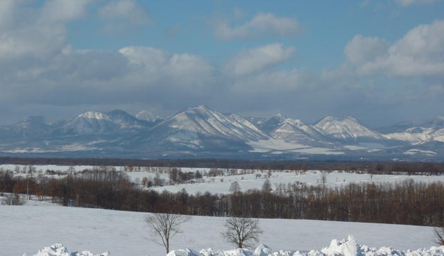 062大雪山系