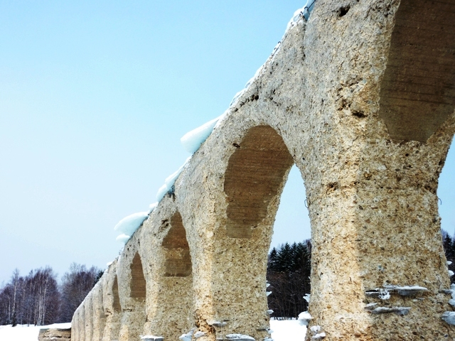 035橋の上の氷