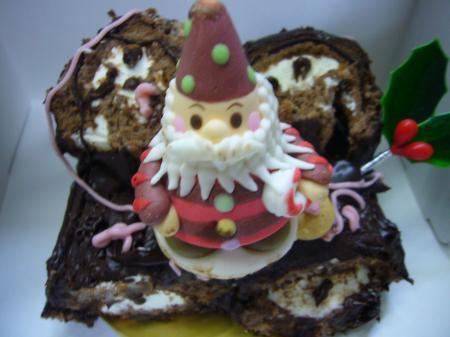 朱里クリスマスケーキ