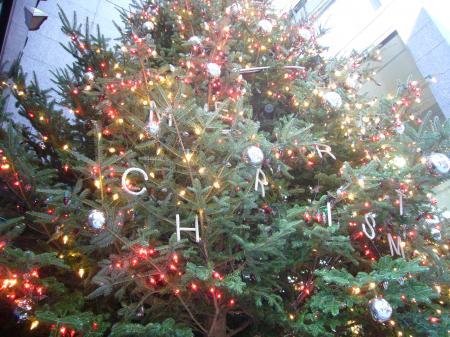 ミキモトクリスマスツリー