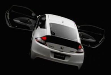 Honda CM 動画 ライブラリー:HDTV CR-Z 進化篇へGo